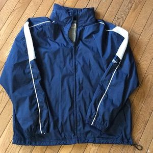 Men's Reebok Wind Breaker/Lightweight Jacket
